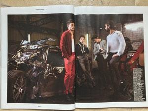 Edito du magazine LUI, février 2016