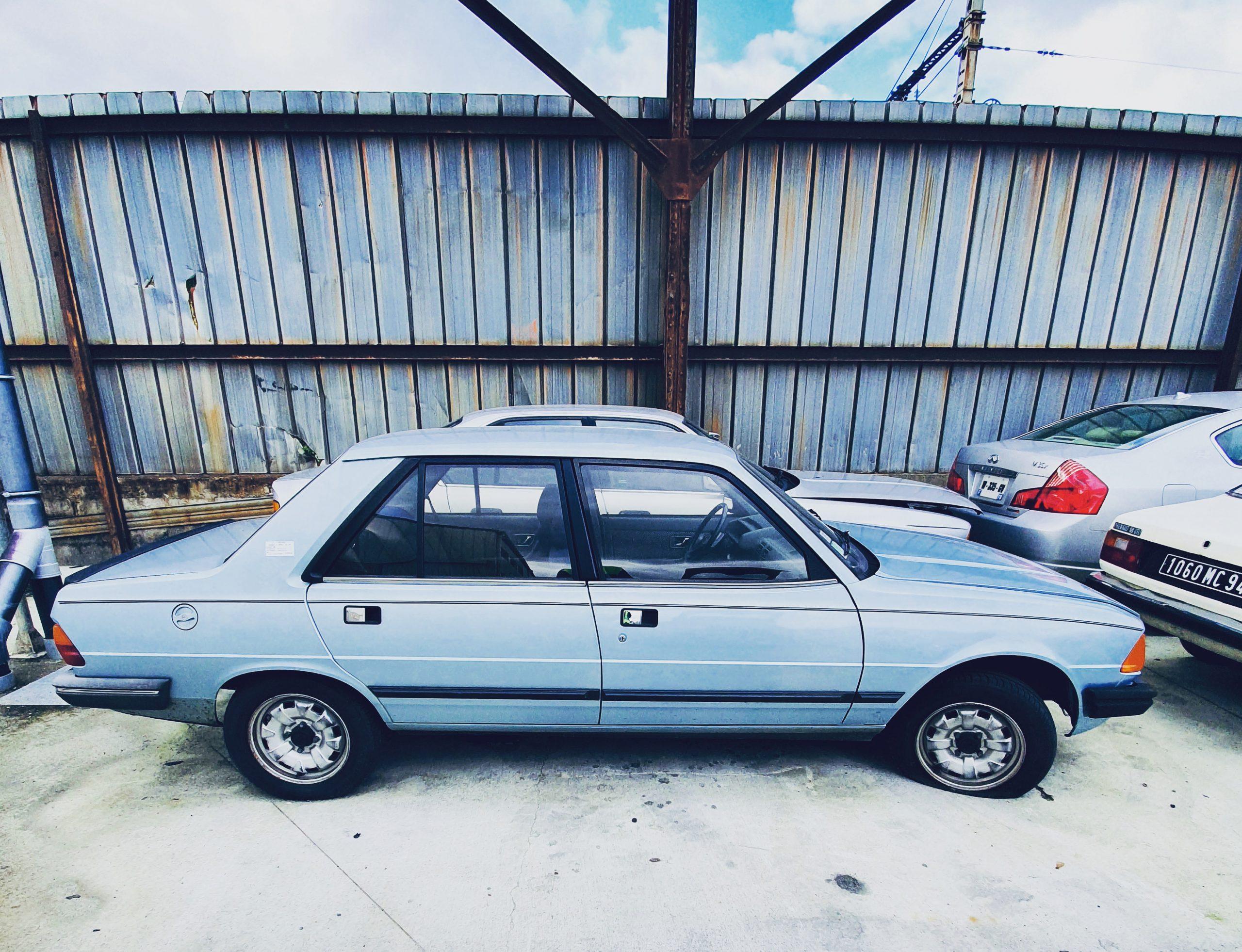 Peugeot 305 - 1982