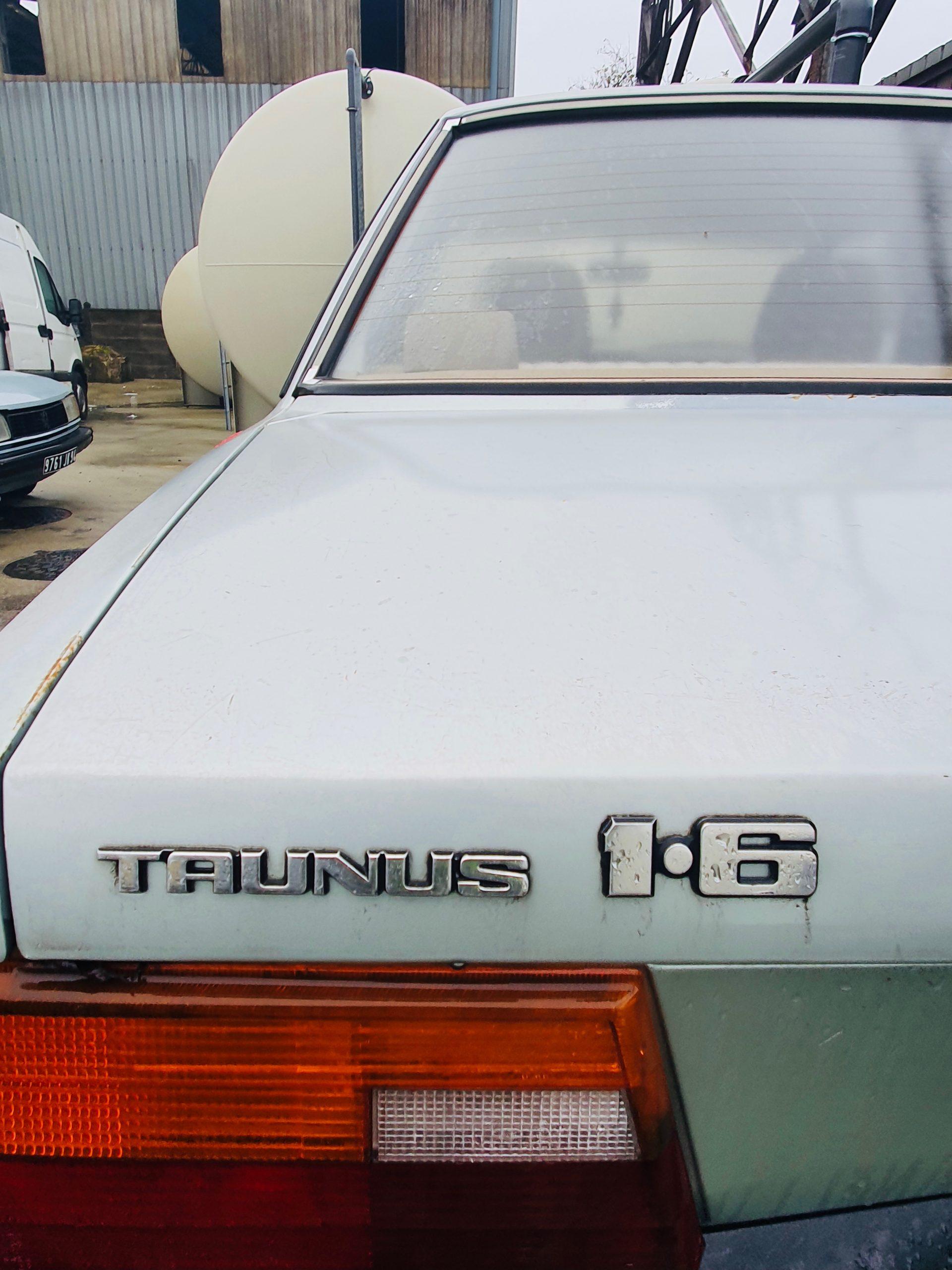 Ford Taunus - 1982