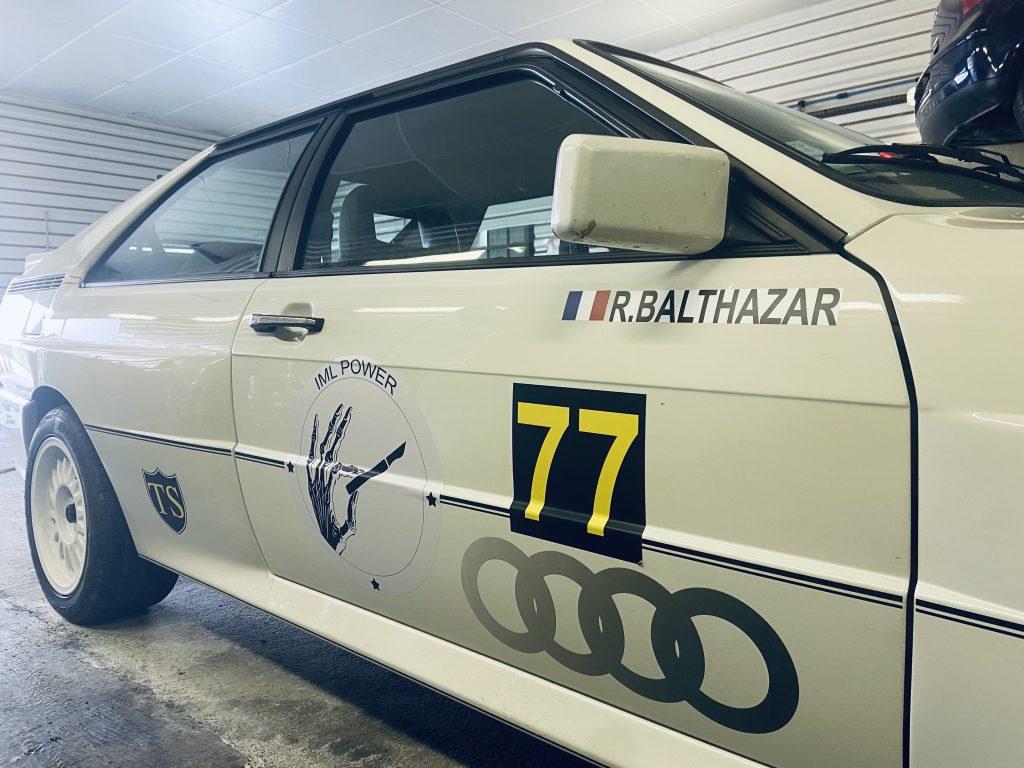 Audi Quattro série Balthazar