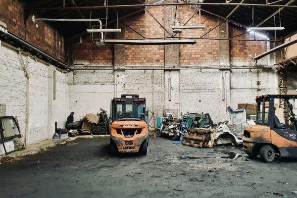 Hangar industriel 2